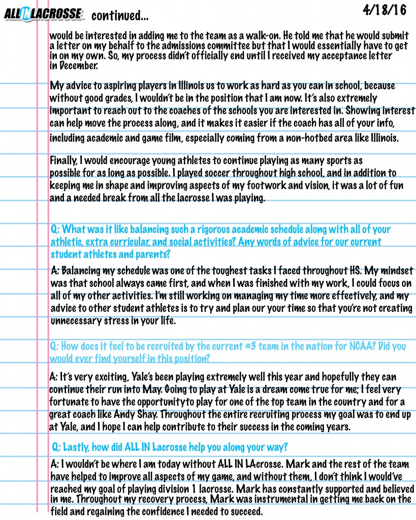 Sam Selati Interview Page 2
