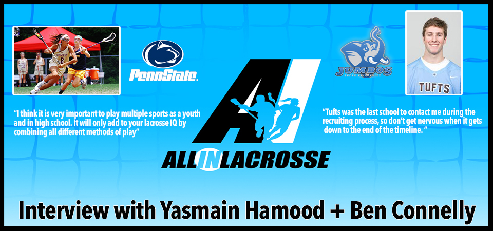 Yasmain Hamood and Ben Connelly Homepage