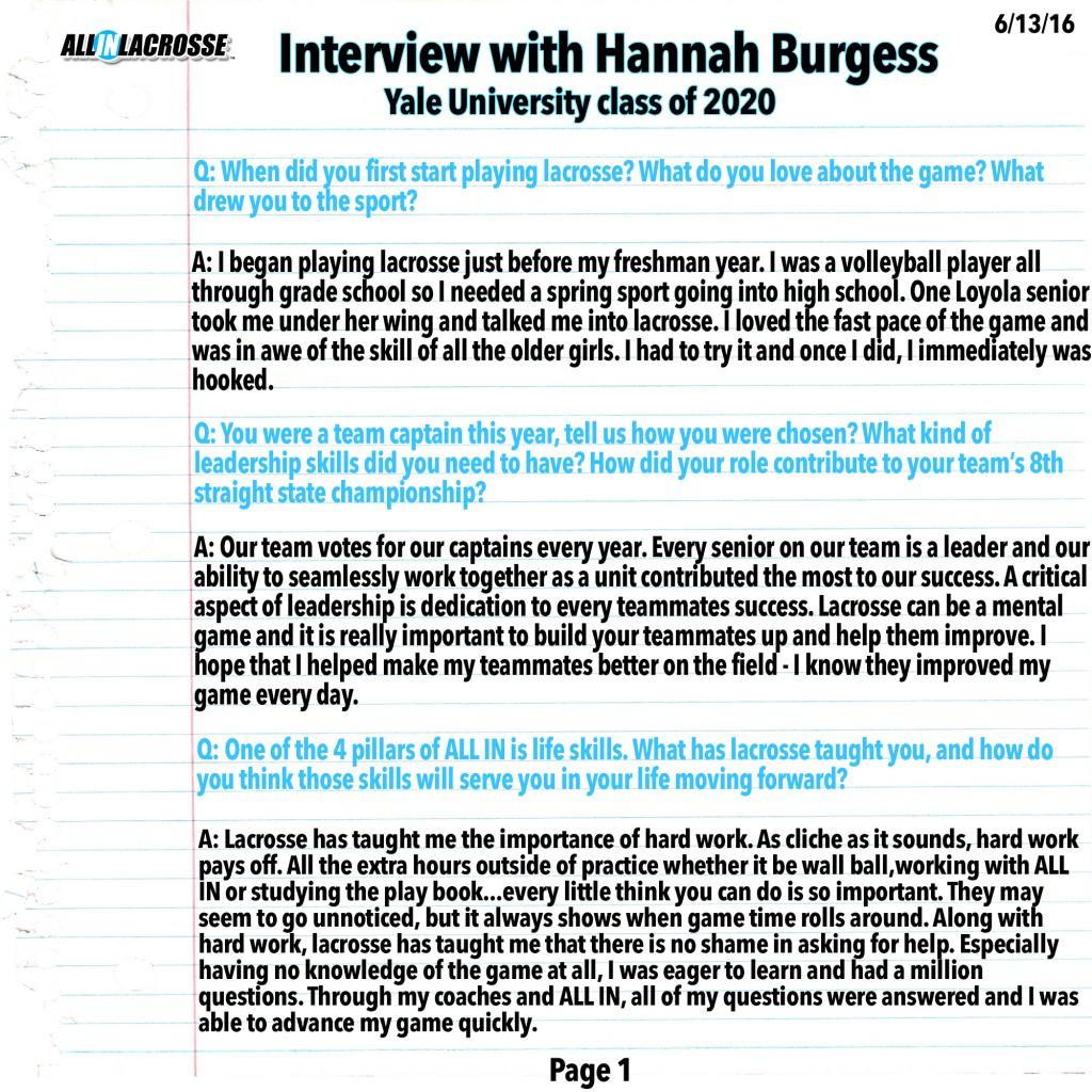 Burgess Page 1