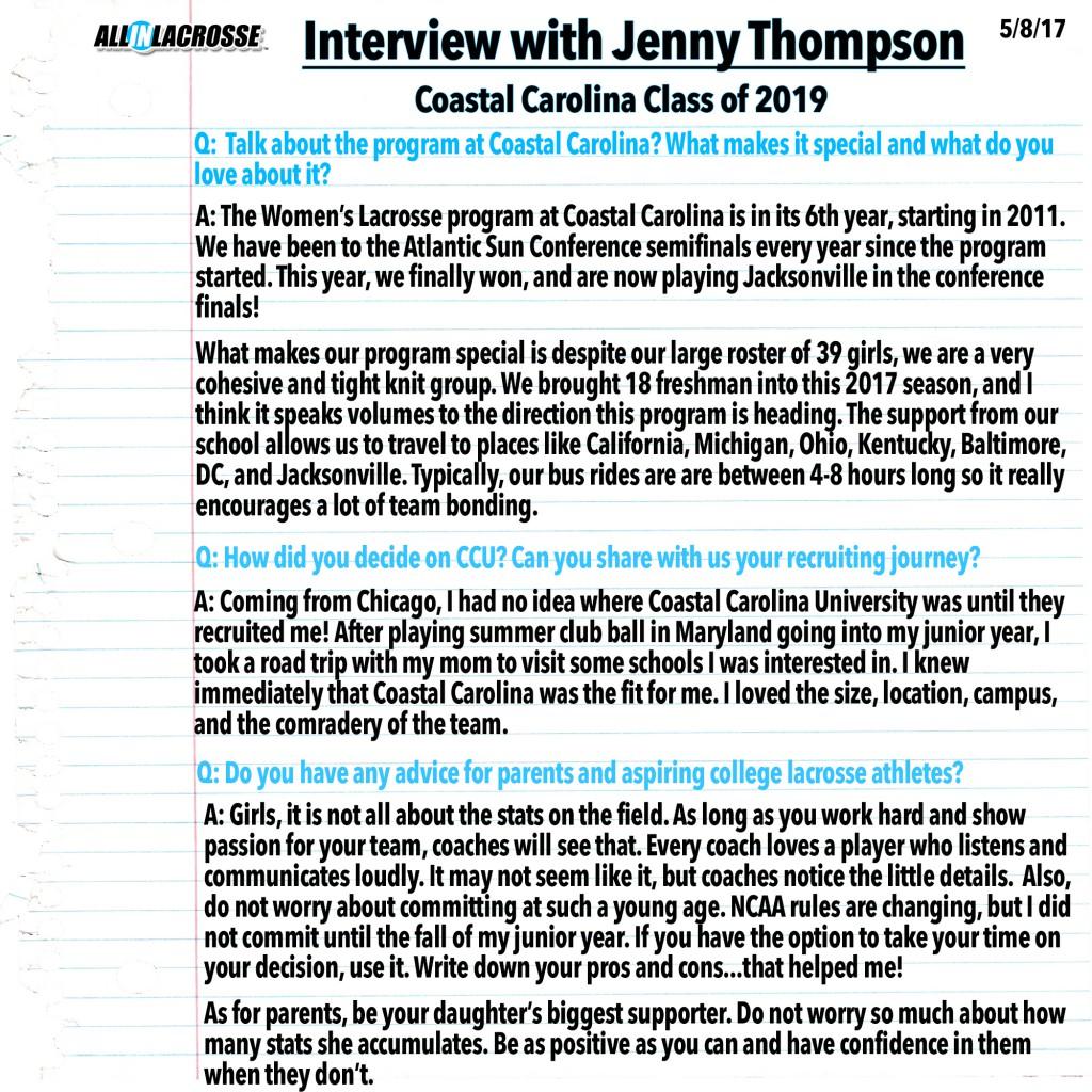 Jenny Thompson p1