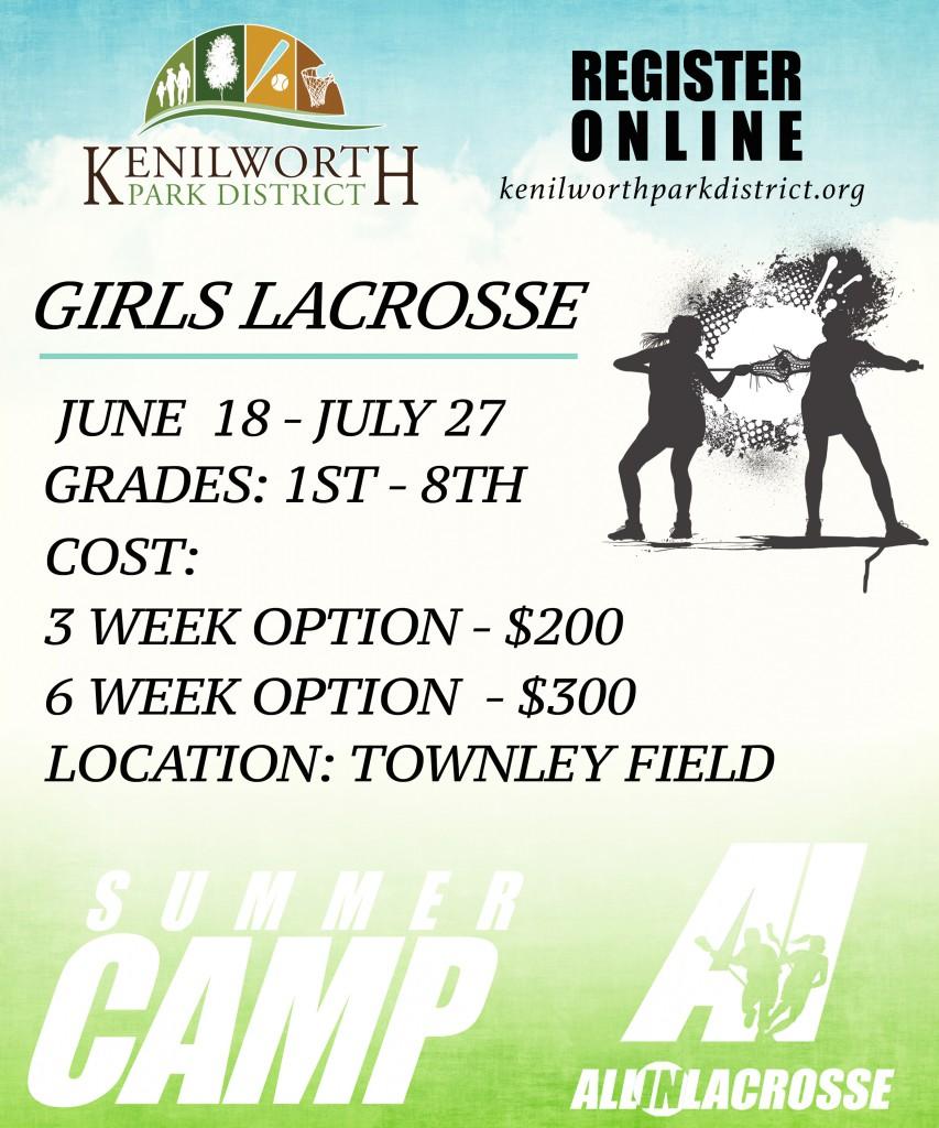Kenilworth Girls Camp 2018