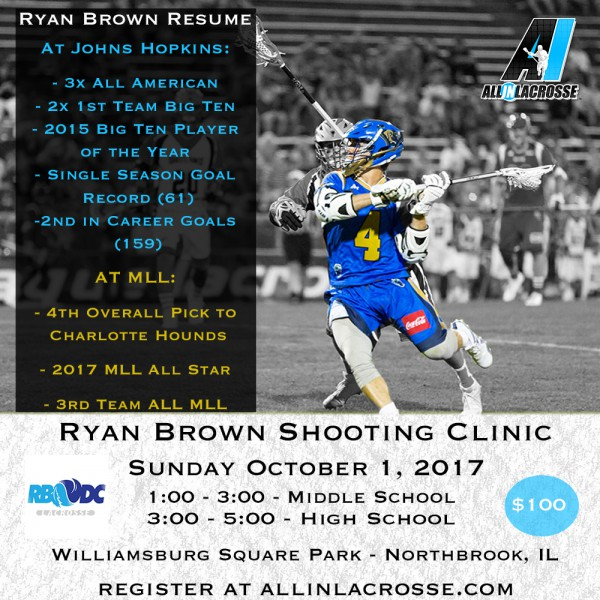 Ryan Brown Shooting Clinic
